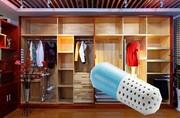 дезодорант антимикробный для хранения одежды и обуви - 2 шт