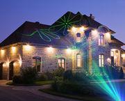 RGB проектор,  для привлечения клиентов к вашему заведению,  реклама