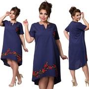 Стильное платье размер 2xl