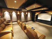 домашние кинотеатры от простых до профессиональных!