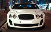 Bentley Continental Flying Spur с водителем