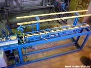 Станок-автомат АСУ-174 для изготовления сетки рабицы