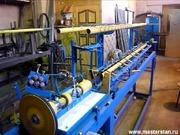 Станок автомат изготовления рабицы в Астане.