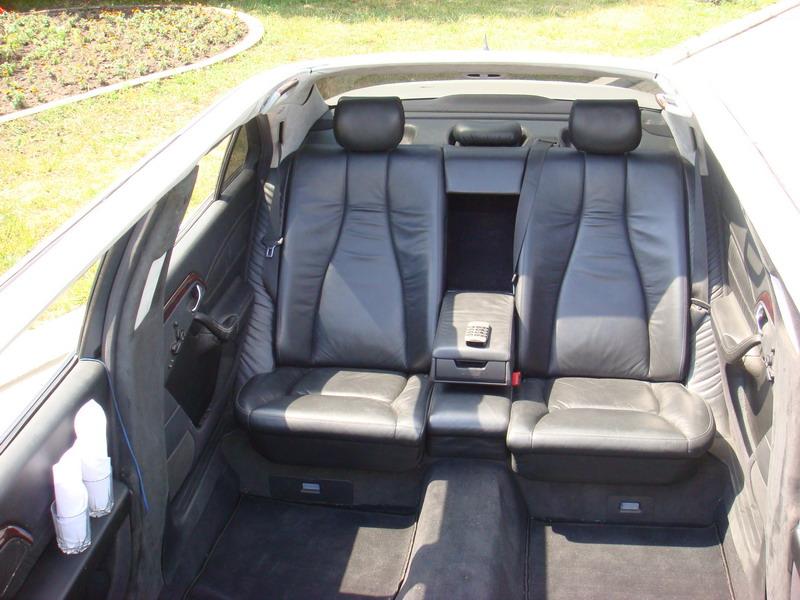 Mercedes W220 лимузин кабриолет.