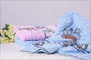 Павлодар Тараз Махровые полотенца 35х 75, 90г, цена:160тг изУрумчи Китай
