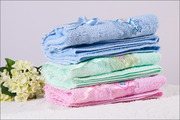 Тараз Караганда Махровые полотенца 35х 75, 90г, цена:160тг Урумчи Китай