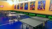 Настольный теннис в Астане