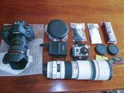 Canon EOS 5D Mark III 22.3 MP Digital SLR Camera - Black (Kit w/ EF 24