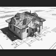 Эскизные проекты (Тех.проект) Перепланировка (лицензия) в Астане (недорого)