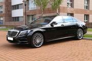 Новинка этого года,  эксклюзивный Mercedes-Benz S600 Long W222 в Астане