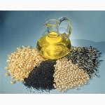 На экспорт подсолнечное масло рафинированное и не рафинированное
