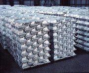 На экспорт алюминий первичный марок А7,  А8 и др.