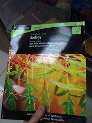 Книга Cambridge University press по биологи