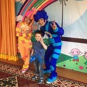Детские праздники в Астане! Аниматоры!