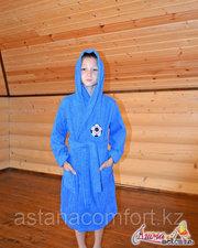 Детский банные халаты для девочек и мальчиков