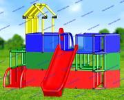 R-KIDS: Детская игровая площадка KDP-004