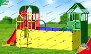 R-KIDS: Детская игровая площадка KDP-005