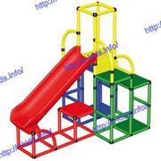 R-KIDS: Водная горка для бассейна и аквапарка KBAG-003