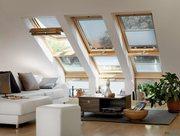 Velux,  панорамное мансардное окно