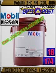 Смазка Mobilith SHC PM (220,  460)  Арт.: MIGRS-009 (Купить в Нур-Султане/Астане)