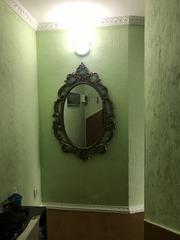 зеркало пристеночное