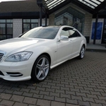 Лучший выпускной вечер на Mercedes-Benz S-Class W221 Long,  S65 AMG,  S6