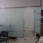 Цельно-стеклянные перегородки из стекла