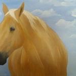 Лошадь по имени АҚЖАЛ