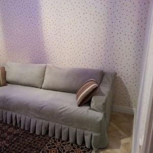 Пошив чехлов на диваны,  кресла