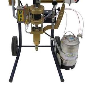Innovator – машина для RTM и инфузии от MVP.