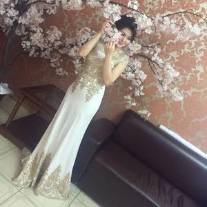 Шикарное вечернее платье на свадьбу/ узату. Торг