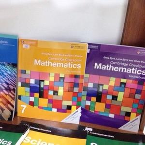 Книги Cambridge University press по предметам