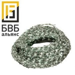 Проволока колючая СББ Егоза 400-800