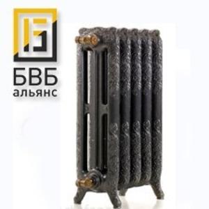 Радиатор чугунный / алюминиевый