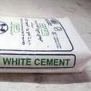 Цемент М500 белый Иран