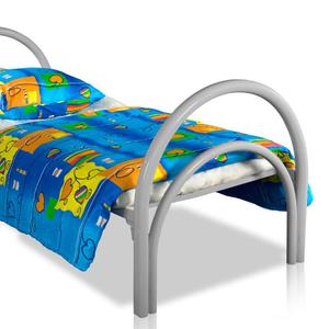 Металлические кровати одноярусные в палаты больниц