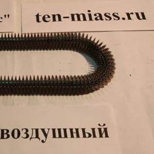 Купить от производителя оребренный ТЭН Казахстан