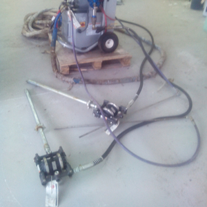 Б/У Reactor E-XP2 для напыления полимочевины.