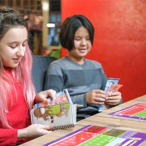 Финансовая грамотность. Курсы для детей от 9 лет в Астане. Записывайте
