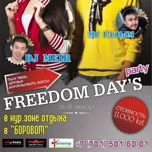 Freedom day's
