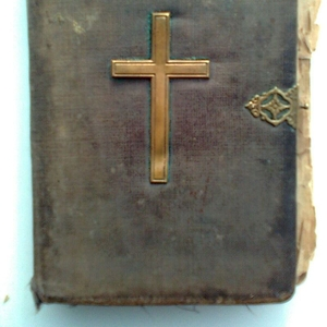 Срочно продам немецкую библию от 1886 года
