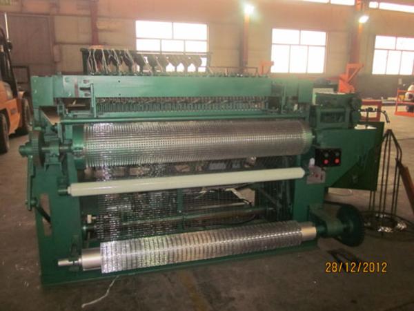 Автомат для производства сварной сетки 2