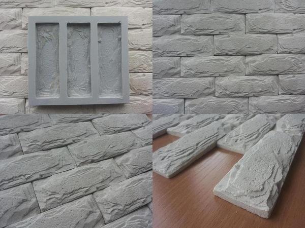 Формы для декоративного камня 2