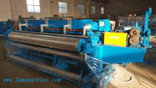 Автомат для производства сварной сетки 4