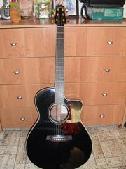 гитара электроакустическая Walden CS640CEB Concorda