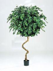 Искусственные деревья и искусственные цветы