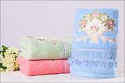 Астана Махровые полотенца 35х 75,  90г,  цена:160тг из Урумчи , китай