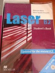 Продам книгу на английском Laser B2