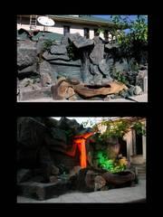 скульптуры,  картины,  водопады на заказ