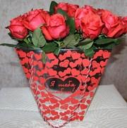 Пакеты для упаковки цветов